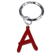 Initial Acrylic Keychain